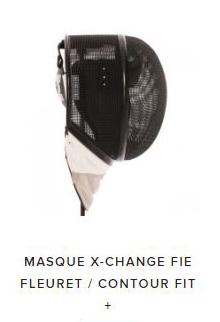 X-Change Foil Mask